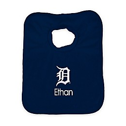 Designs by Chad and Jake MLB Detroit Tigers Bib in Navy