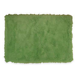 Fun Rugs™ Flokati Rug in Lime Green