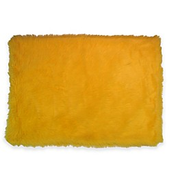 Fun Rugs™ Flokati Rug in Yellow