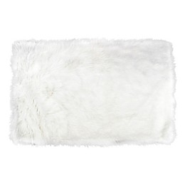 Fun Rugs™ Flokati Rug in White