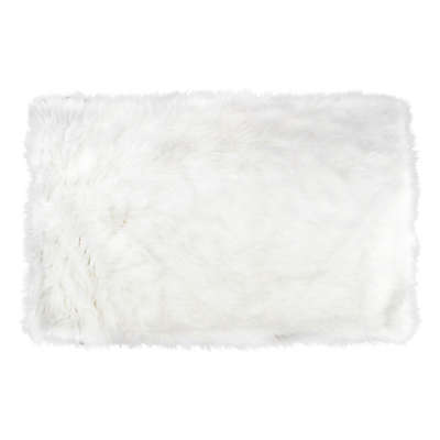 Fun Rugs™ Flokati Rug in White