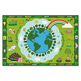 Fun Rugs™ Go Green Rug