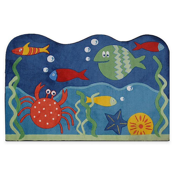 Alternate image 1 for Fun Rugs™ Under World 3-Foot 3-Inch x 4-Foot 10-Inch Accent Rug