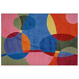 Fun Rugs™ Groovy Dots 3-Foot 3-Inch x 4-Foot 10-Inch Area Rug