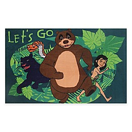 Fun Rugs® Jungle Book \