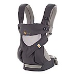 Ergobaby™ Four-Position 360 Cool Air Baby Carrier in Carbon Grey