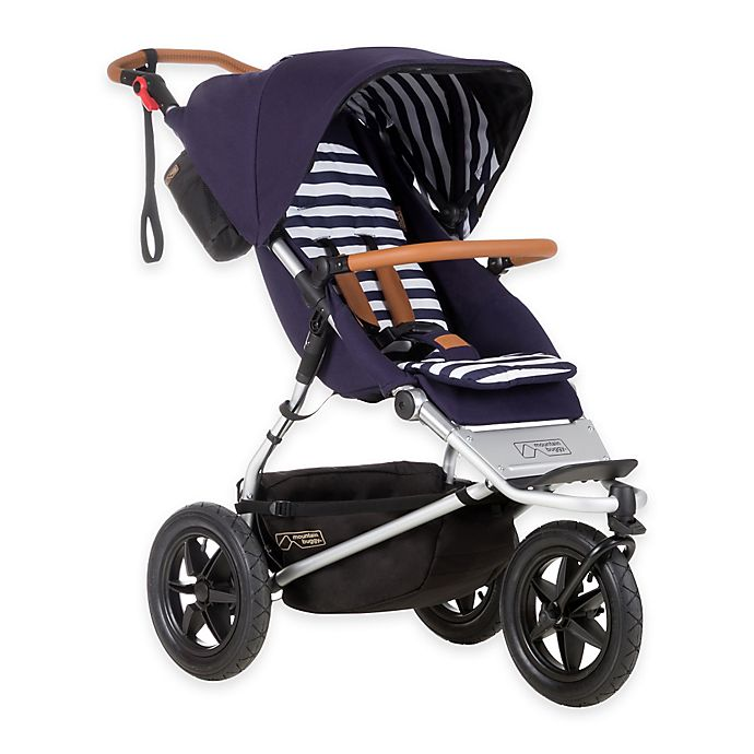 Alternate image 1 for Mountain Buggy® Urban Jungle™ Luxury Collection Stroller in Nautical