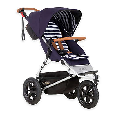 Mountain Buggy® Urban Jungle™ Luxury Collection Stroller in Nautical