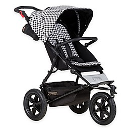 Mountain Buggy® Urban Jungle™ Luxury Collection Stroller in Pepita