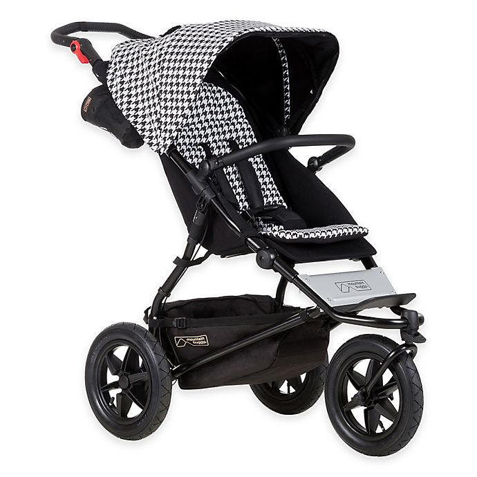 Alternate image 1 for Mountain Buggy® Urban Jungle™ Luxury Collection Stroller in Pepita