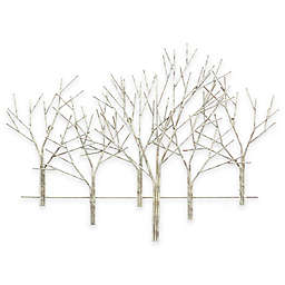 Ice Forest Wall Sculpture