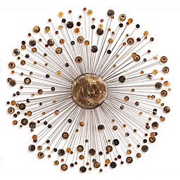 Roman Candle Wall Sculpture