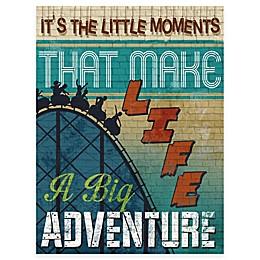 Courtside Market Typography Inspiration III Gallery Canvas Wall Art