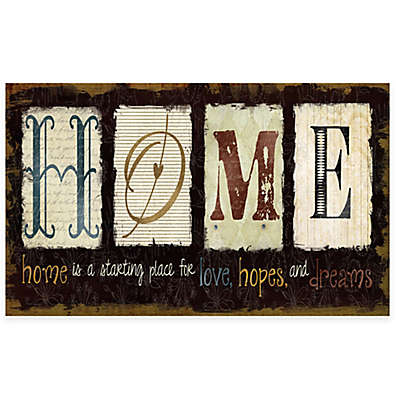 Courtside Market Home Gallery Canvas Wall Art