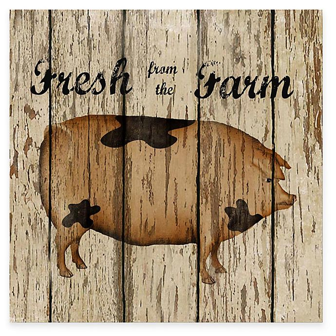 Courtside Market Fresh From The Farm Gallery Canvas Wall Art Bed Bath Beyond