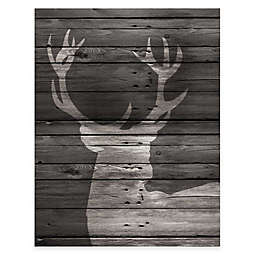 Courtside Market Buck Gallery Canvas Wall Art