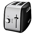 KitchenAid® 2-Slice All-Metal Toaster in Onyx
