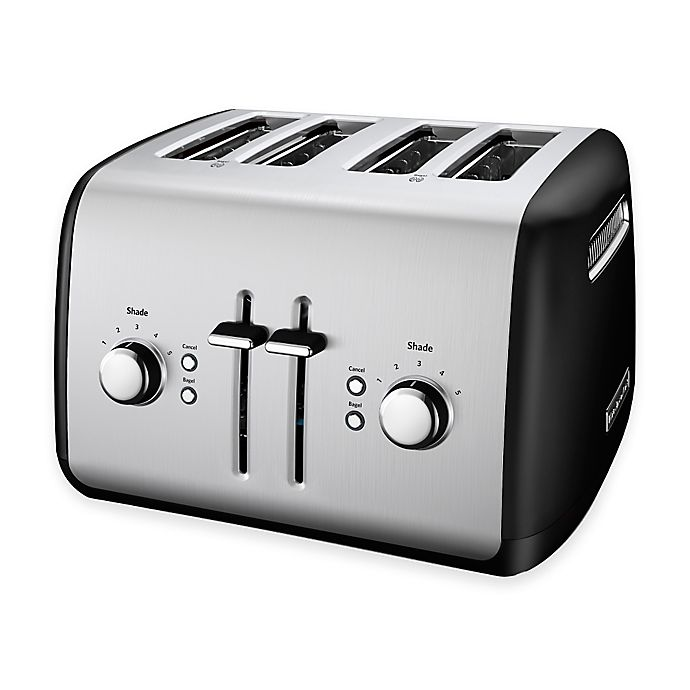 Alternate image 1 for KitchenAid® 4-Slice Toaster
