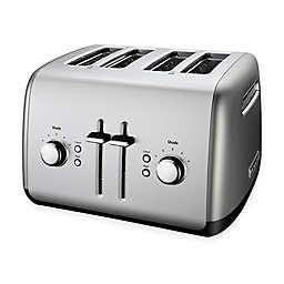 KitchenAid® 4-Slice Toaster in Contour Silver