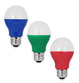 Feit Electric 3-Watt A-Shape LED Party Bulb
