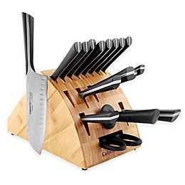 Calphalon® Katana Series™ 18-Piece Cutlery Knife Block Set