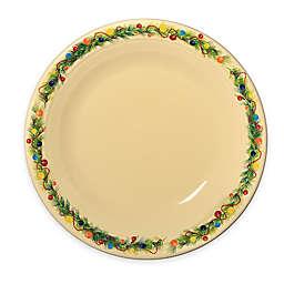 Fiesta® Christmas Tree Dinner Plate in Ivory
