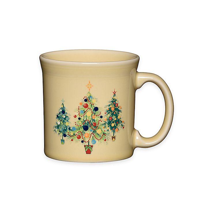 Alternate image 1 for Fiesta® Christmas Tree Trio Java Mug
