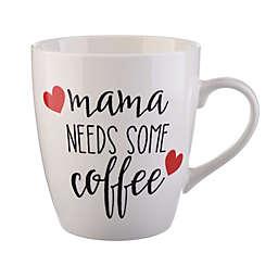 "Formations ""Mama Needs Some Coffee"" Jumbo Mug"