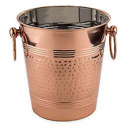 Old Dutch International Fez Copper Plated Ice Bucket