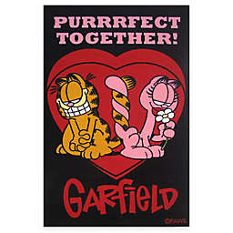"Fun Rugs® Garfield ""Purrrfect Together"" Rug"