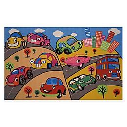 Fun Rugs™ Fun Cars Rug