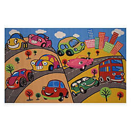 Fun Rugs™ Fun Cars Rug