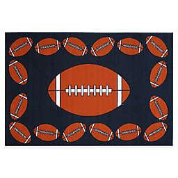 Fun Rugs™ Football Time Rug