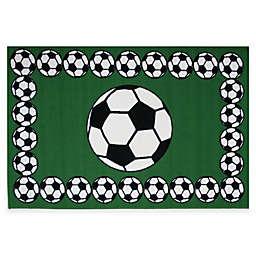 Fun Rugs™ Soccer Time Rug