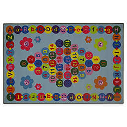 Fun Rugs™ Funtime Happy Learning Rug