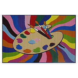 Fun Rugs™ Painting Time Rug