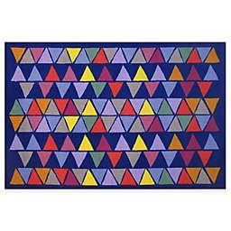 Fun Rugs® Pyramid Party Rug