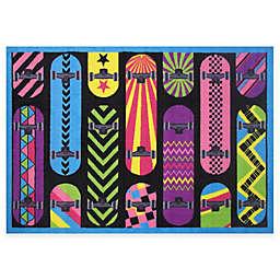 Fun Rugs™ Gnarly Boards Rug