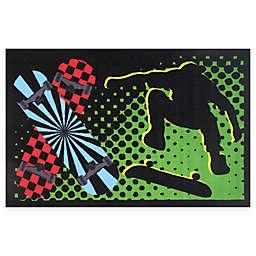 Fun Rugs™ Board Flip Area Rug