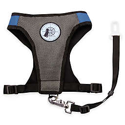 Dog is Good® Never Travel Alone Harness in Blue