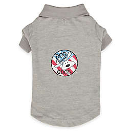 Dog is Good® Patriotic Polo Shirt in Grey