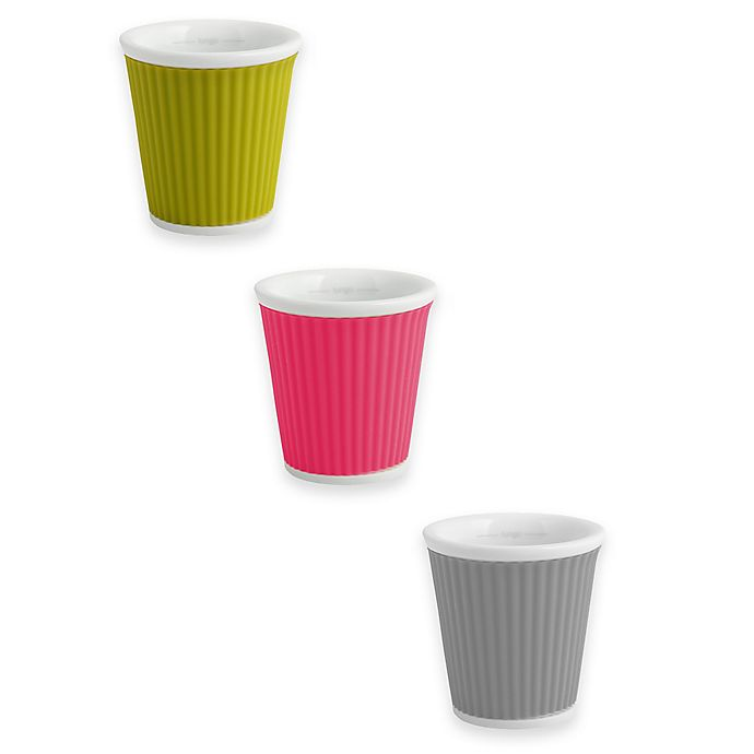 Alternate image 1 for Les Artistes Paris Espresso Cups (Set of 2)