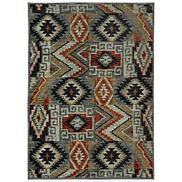 Oriental Weavers Sedona Southwest Geometric Rug in Multicolor
