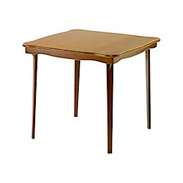 Stakmore 32-Inch Scalloped Edge Folding Card Table