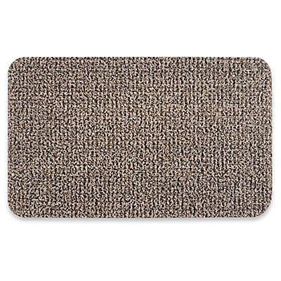 Clean Machine® High Traffic 18-Inch x 30-Inch Scraper Door Mat in Earth Taupe