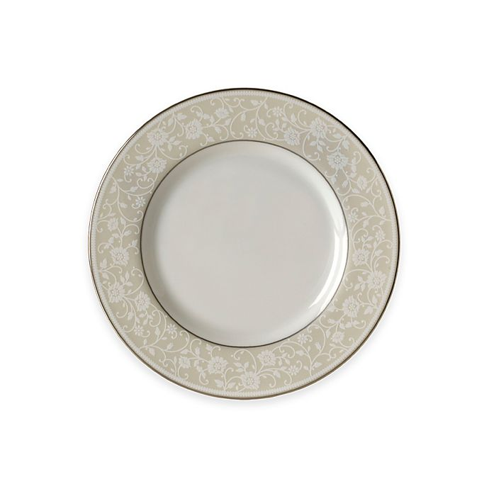 Alternate image 1 for Mikasa® Venetian Lace Bread and Butter Plate