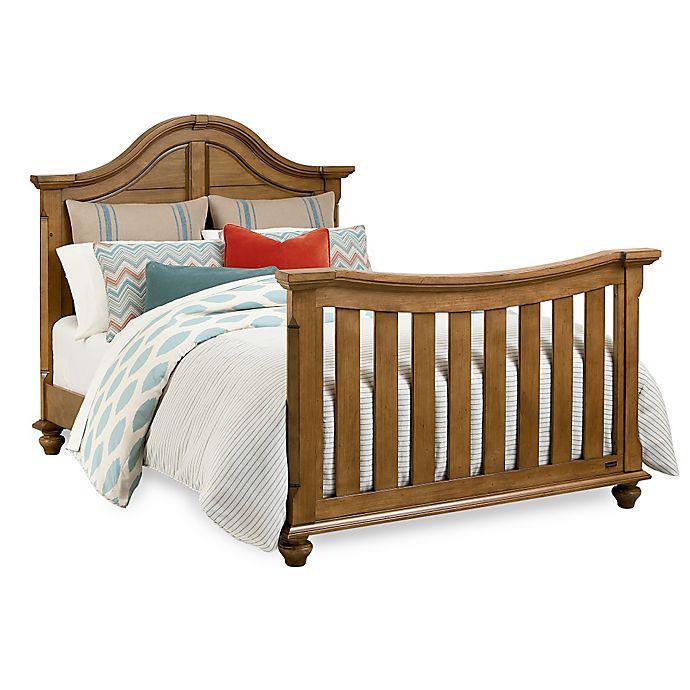 Bassett Furniture Online: Bassettbaby® Premier Benbrooke Full Size Bed Rails In