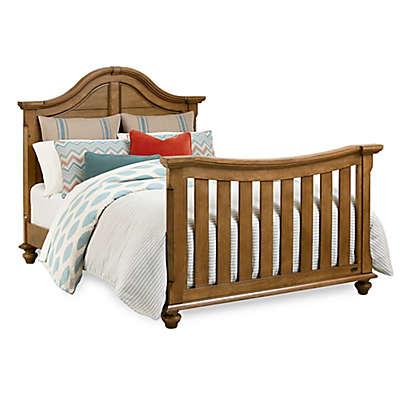 Bassettbaby® Premier Benbrooke Full Size Bed Rails in Vintage Pine