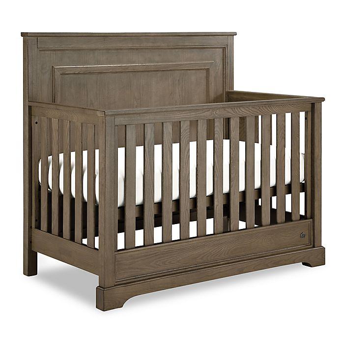Alternate image 1 for HGTV HOME™ Baby Grayson 4-in-1 Convertible Crib in Dusk