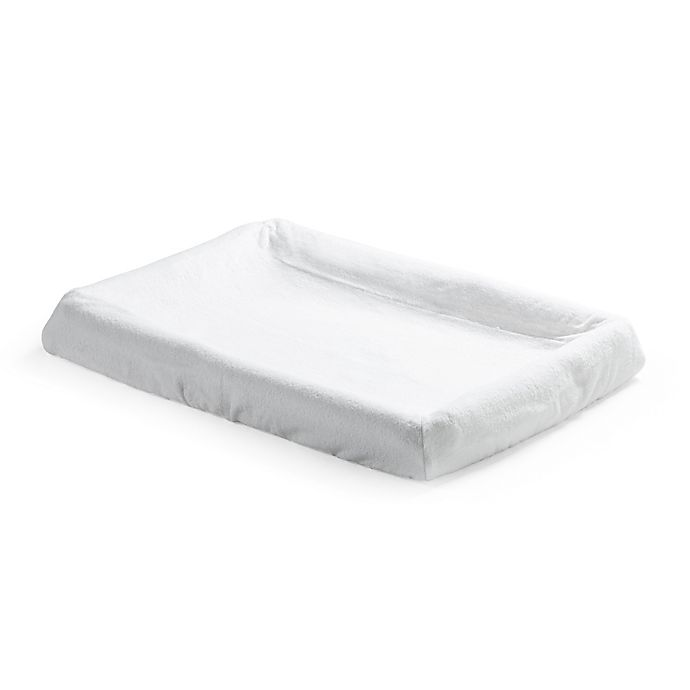 Alternate image 1 for Stokke® Home™ Changer Mattress Cover in White (Set of 2)